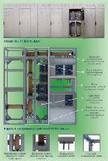 Распределительное устройство низкого напряжения РУНН (НКУ) «Ольха» 0,4кВ: