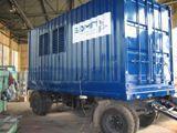 Дизельные электростанции в контейнерном  исполнении ДЭСК «Тундра»