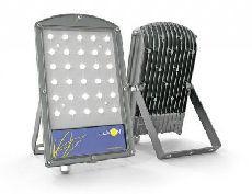 Прожектор промышленный малый Turtle 35 Вт, 5000 К, 4170 Лм, 220 VAC, IP 65