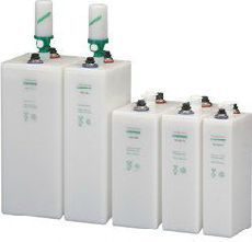 Аккумуляторная батарея HOPPECKE FNC® 110 L, номинальная емкостью  C/1,80 В - 110 Ач