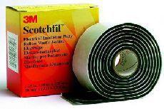 ЗМ Электроизоляционная мастика Scotchfil, 80–6108–3372–7, 3M (38Х1,5Х3,2мм)