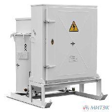 Подстанция для подогрева бетона с трансформатором КТПТО-80