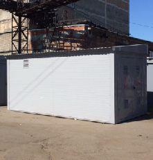 КТПну в блочно модульном здании