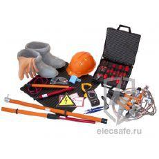 Комплект для оперативно-выездной бригады, обслуживающей подстанции и распределительные электросети